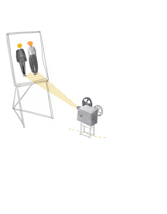 Illustration Einzeltraining